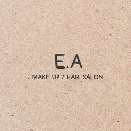 E.A makeup  hair salon